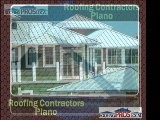 Roofing Contractors Plano