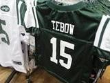Reebok Ordered To Halt Tebow Apparel
