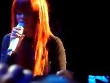 Rihanna - Love The Way You Lie Part II - LIVE In Sydney - March 5th HD - YouTube