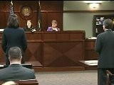 Raw Video: Cheerleader In Court On Sex Charge