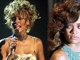 Rihanna Wants To Star As Whitney Houston In Biopic