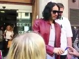 Russell Brand Leaves House To Katy Perry
