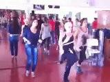 Sandra Echeverr&iacute A, Maite Perroni Y Mercurio Ensayan Con Yuri
