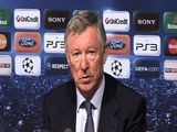Sir Alex Ferguson After The Game Against Chelsea