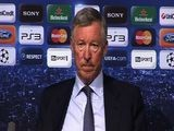 Sir Alex Ferguson Talks About Resting Players