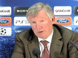 Sir Alex Ferguson Talks About Upcoming Man United Vs Schalke Game
