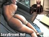 So You Say You Like Big Black Asses, Right? Well, Homie, Get Ready Then Cause What You Are Going To See