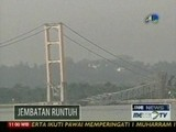 Several Dead In Indonesia &#039 Golden Gate&#039 Bridge Collapse