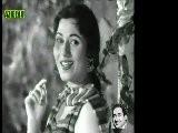 Saaz-e-Dil Ched De Kya Hasin Raat Hai The Greatest Muhammad Rafi & Lata Madhubala