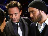 Sherlock Holmes: A Game Of Shadows: Robert Downey Jr And Jude Law Interview