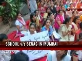 Schools Vs Sena: Maharashtra Teachers Join Hands Against Violence