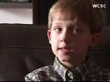 Boy Gives Savings To Family In Need
