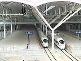 Shenzhen-Guangzhou High-Speed Rail Link Opens