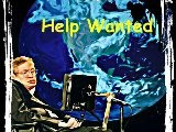 Stephen Hawking Looking For An Assistant