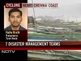 Severe Cyclone Thane To Hit Tamil Nadu Coast Soon