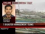 Severe Cyclone Thane To Hit Tamil Nadu Coast Soon