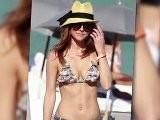 SNTV - Maria Menounos Keeps Showing Off Her Bikini Body