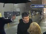 Simon Cowell, Paula Abdul, Anna Faris, Nicole Scherzinger En Jimmy Kimmel Live