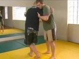 Shoulder Throw Wrestling Technique