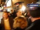 Salma Hayek, Antonio Banderas, Melanie Griffith Dine At Red O Restaurant
