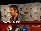 Salman Khan' S Disappearing Act