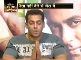 Salman Khan To Pay Fines For 400 Prison Inmates&lrm