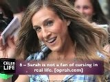 Sarah Jessica Parker - Top 10 Fun Facts