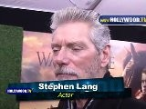 Steven Spielberg, Ed Westwick, David Kross, Elizabeth Olsen En El Estreno De War Horse