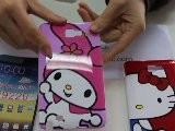 Samsung Galaxy Note I9220 Case Cover Hello Kitty