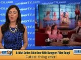 Sophia Grace & Rosie&#039 S New Rap On The Ellen Show