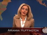 Saturday Night Live Weekend Update: Arianna Huffington