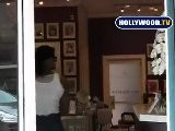 Serena Williams Shops At Anastasia In Beverly Hills