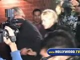 Sharon Stone Shines At Mr. Chow