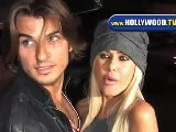 Shauna Sand And Friend Leave One Night Club