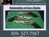 Spokane Restoration Of Gun Rights