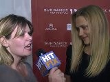 Sundance 2012 - Teresa Palmer Of &apos Wish You Were Here&apos
