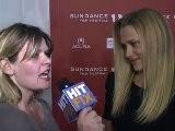 Sundance 2012 - Teresa Palmer Of &apos Wish You Were Here&apos