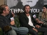 Sundance 2012 - Joel Edgerton And Teresa Palmer For &apos Wish You Were Here