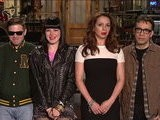 Saturday Night Live SNL Promo: Maya Rudolph - Sleigh Bells