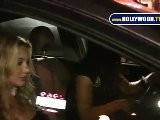 Stephanie Pratt Leaves Halloween Party At Voyeur Nightclub