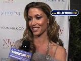 Shannon Elizabeth At XIV Restaurant