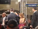 Simon Cowell, Paula Abdul, Nicole Scherzinger, L.A. Reid On Extra