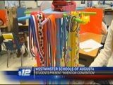 Students At Westminster Schools Of Augusta Show Off Projects For &#039 Invention Convention&#039