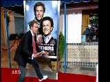 STEP BROTHERS SURPRISED AT PREMIERE CASTING