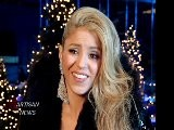 Shakira Talks Christmas And Rockefeller Tree Lighting