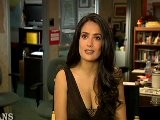SALMA HAYEK GUESTS ON 30 ROCK