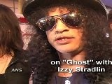 Slash Reunites With Guns N&#039 Roses Izzy Stradlin, Talks Avenged Sevenfold Shadows