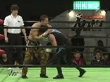 Super Crazy Vs Yoshinobu Kanemaru NOAH