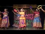 SRI BALAJI TEMPLE, AURORA TEMPLE:HOLI: RANG DE BASANTI: RADHIKA&#039 S HINDI MEDLEY MIX