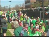 South Bend St. Patrick&#039 S Day Parade Kicks Off At 11:00 A.m